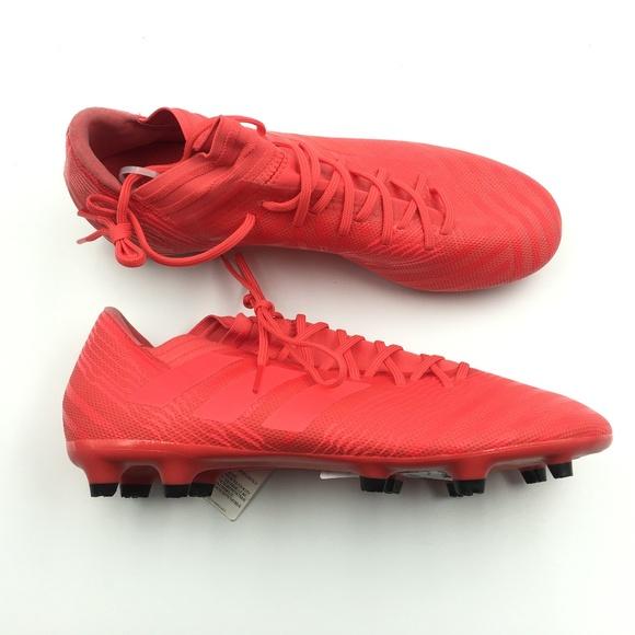 Adidas Orange Soccer Cleats G3911833 ddf142c9b